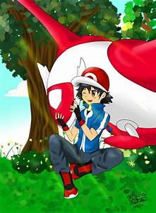 Pokemon Ash X Latias Doing It Images | Pokemon Images