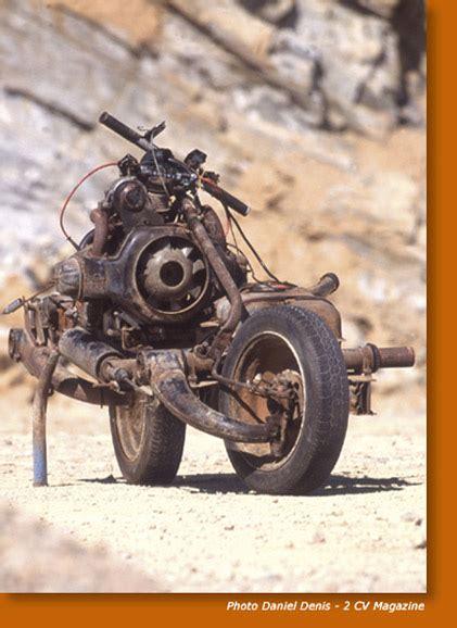badmotos transformers ou la metamorphose dune deuche