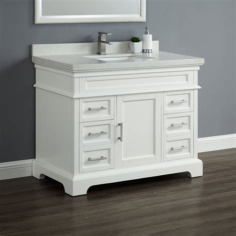 chandler  single sink vanity mission hills furniture