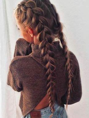 1001+ ideas de peinados con trenzas fáciles y rápidos