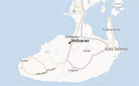 jimbaran location guide
