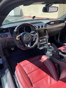 6th gen black 2016 Ford Mustang GT Premium manual For Sale - MustangCarPlace