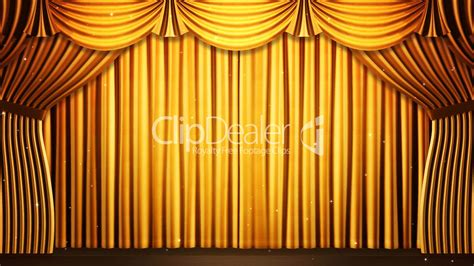 stage curtain fg royalty  video  stock footage