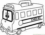 Coloring Poli Robocar Pages Schoolb Coloringpages101 Cartoon sketch template
