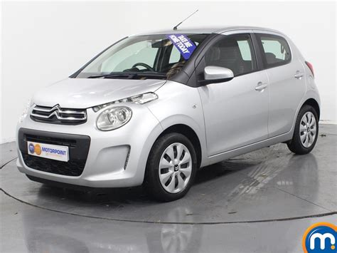 Citroen Used Cars by Used Citroen C1 Cars For Sale Second Nearly New