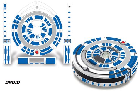 Skin Decal Wrap For iRobot Roomba 650/655 Vacuum Stickers ...
