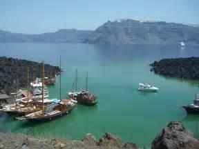 ギリシャ:ギリシャ旅行~ネア・カメニ火山: maritune
