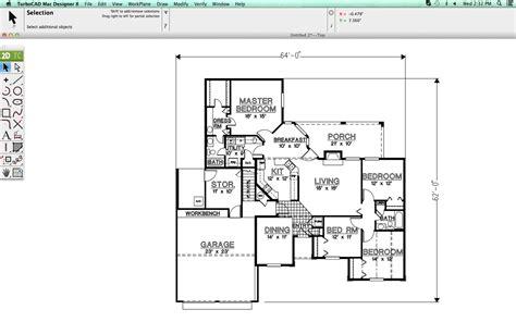 floor plan designer turbocad for apple mac paulthecad