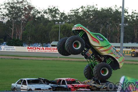 Monster Trucks Australiasat 02 Jan 2010zosky Boostcruising