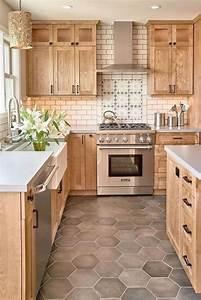 40, Beautiful, White, Kitchen, Backsplash, Design, Decor, Ideas