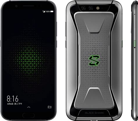 xiaomi black shark specifications price availability