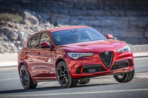 Alfa Romeo Stelvio Quadrifoglio Suv Rampante Motorage