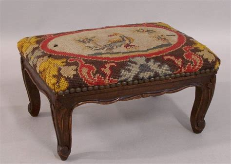 Padded Footstool With Storage by Upholstered Footstools Step Stools Antique Footstools
