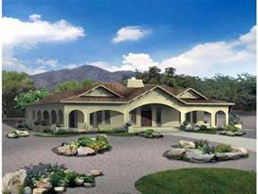 homes with courtyards hacienda house plans with center courtyard ayanahouse