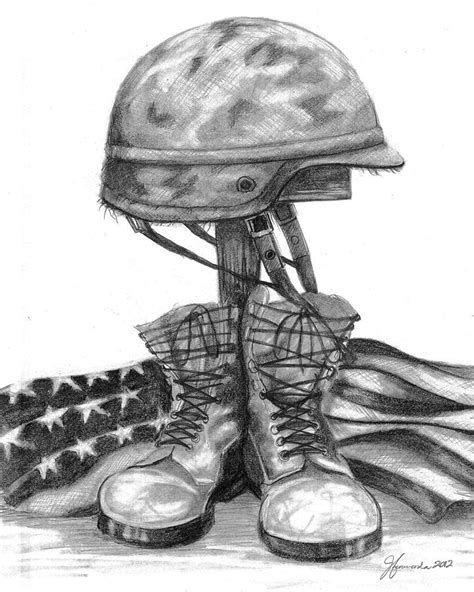 Soldiers Cross Remember The Fallen   Military drawings, Soldier drawing, Cross drawing