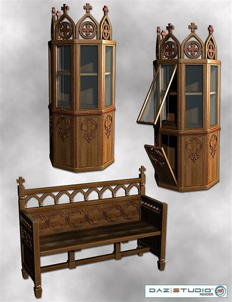 woodworking plans medieval furniture pictures  plans