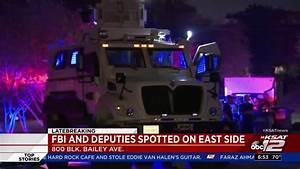 FBI, multiple agencies conduct raids throughout San Antonio