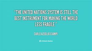 Nations Quotes.... Model Un Quotes