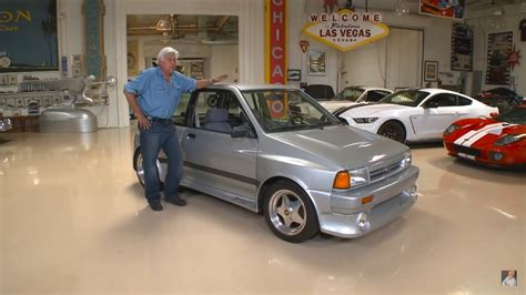 Jay Leno Dusts Off His Ford Festiva-Based Shogun Hot Hatch ...