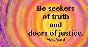 Loreto, Loreto ... Mary Ward Nun Quotes