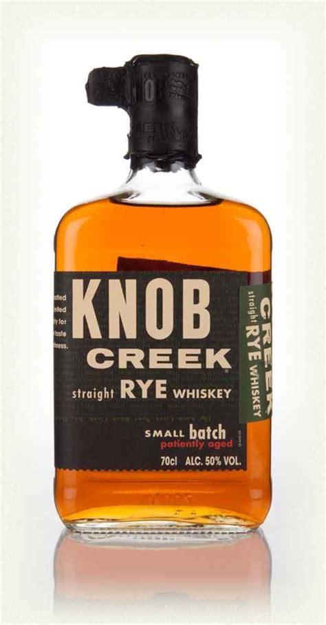 knob creek rye knob creek rye whiskey master of malt