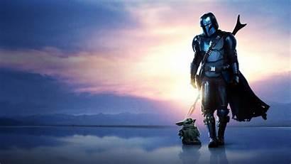 4k Yoda Background Wars Star Sunset Movies