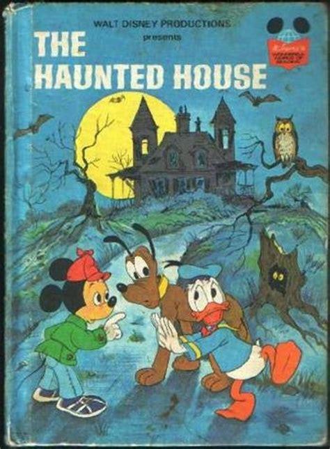 haunted house disneys wonderful world  reading