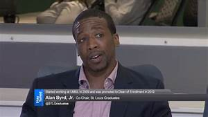 Alan Byrd discusses college access, youth jobs on Nine ...