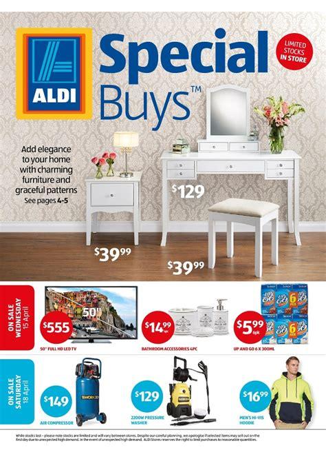 aldi special buys week  april