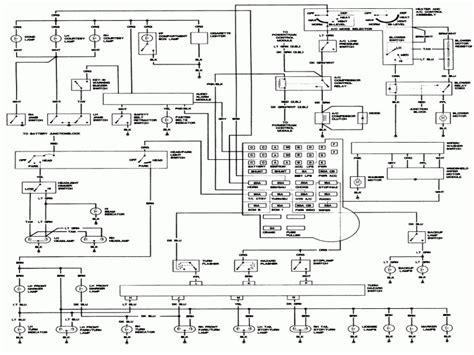 1986 S10 Wiring Diagram by Wiring Diagram For 1986 S10 Blazer Wiring Forums
