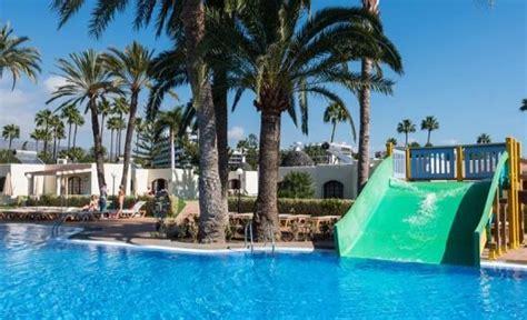 Bungalows Parque Cristobal Gran Canaria