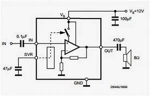2w mono amplifier circuit wiring diagram must know With mono amplifier circuit diagram schematics