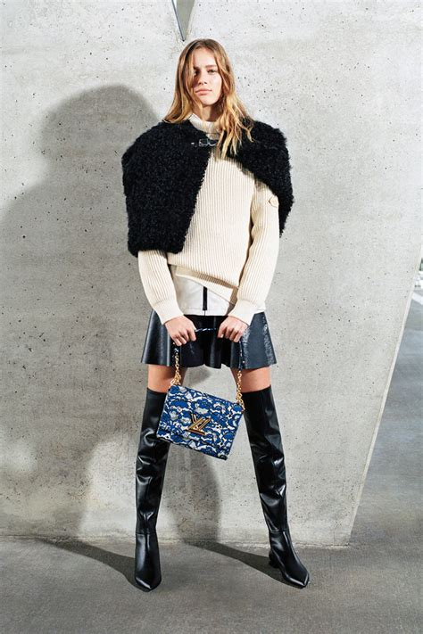 Sophie Turner at the Louis Vuitton Fall 2017 Fashion Show | Tom + Lorenzo