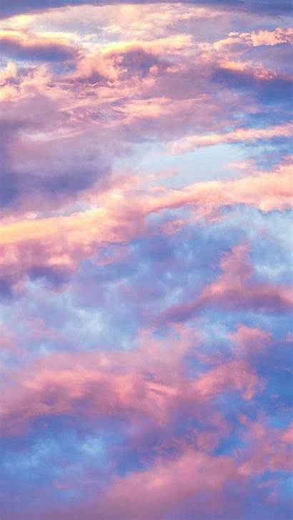 Iphone Cloud Wallpapers Aesthetic Clouds Pastel Backgrounds