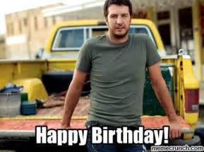 Luke Bryan Happy Birthday Meme - happy birthday