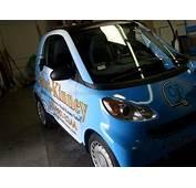 Smart Car Vehicle Wraps