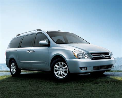 Minivan Cars : 2010 Kia Sedona News And Information