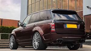 Land Rover Vogue : kahn design showcases a new pace car ~ Medecine-chirurgie-esthetiques.com Avis de Voitures