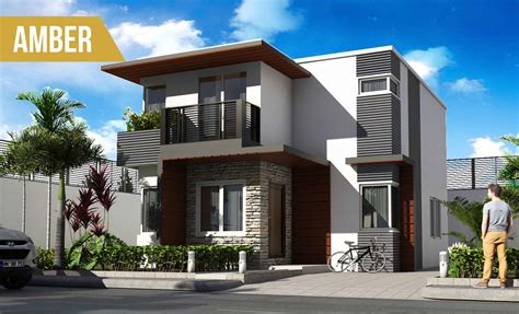 2 Simple Modern Homes With Simple Modern Furnishings by This Mak Builders Quot Quot Model Has An Modern