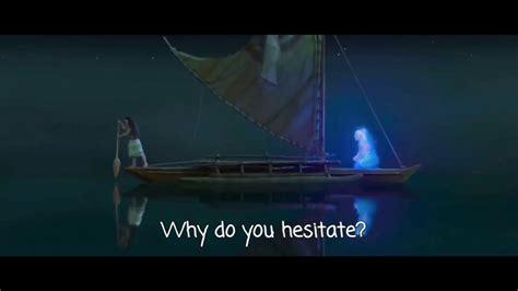 Moana Ancestor Boat by I Am Moana Song From Ancestor With Lyrics Youtube