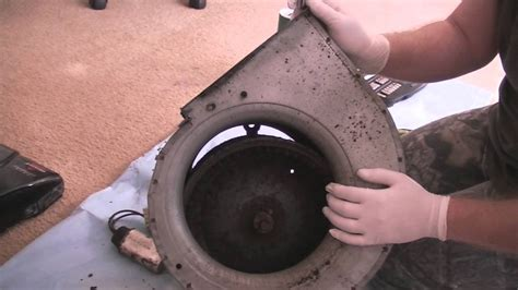 ac fan not blowing home repair maintenance how to clean an air conditioner