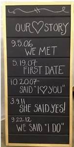 Printable Wedding Budget Chalkboard Diy Wedding Sign So Cute That This Tells The