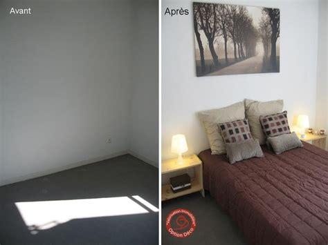 vide chambre logement vide chambre avant après photo de home staging