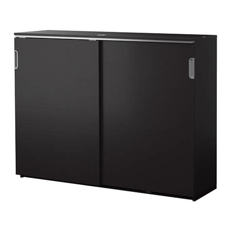 galant cabinet with doors galant cabinet with sliding doors black brown ikea
