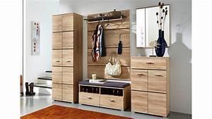 Moderne Garderobe Mit Bank : bank garderobe fresh san remo eiche hell ~ Bigdaddyawards.com Haus und Dekorationen
