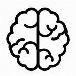 Brain Icon Isolated Google Vectorified Getdrawings Pngimg