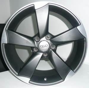 Jante Audi A1 : jante replica anversa mat anthracite ou mat black audi tt new rs 17 18 19 ou 20 pouces ~ Medecine-chirurgie-esthetiques.com Avis de Voitures