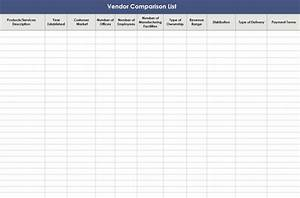 side by side comparison template excel images template With side by side comparison template excel
