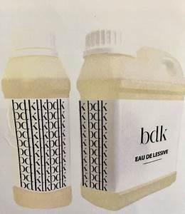 Lessive Qui Sent Bon : eau de lessive blanche de bdk unique et atypique ~ Melissatoandfro.com Idées de Décoration
