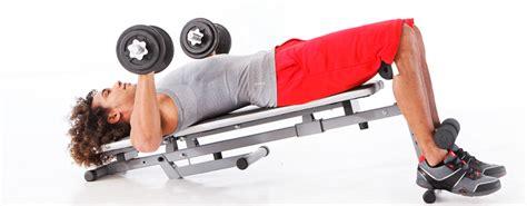 Exercice Sur Banc De Musculation by 6 Exercices Avec Banc De Musculation Domyos By Decathlon